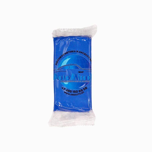 Clay Bar Blue / Глина малоабразивная, синяя, 100 гр
