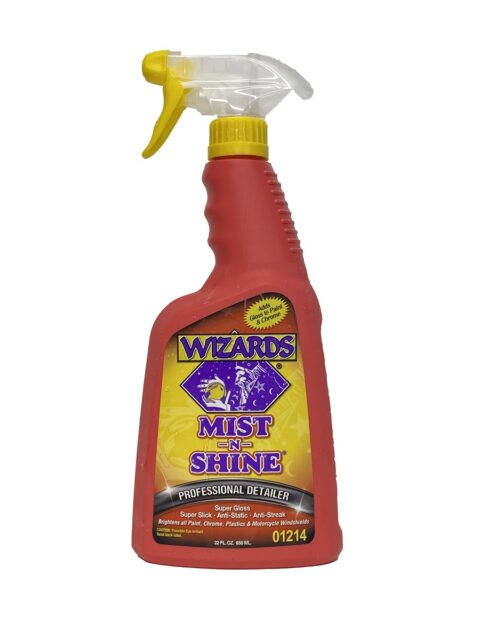 Wizards Mist and Shine